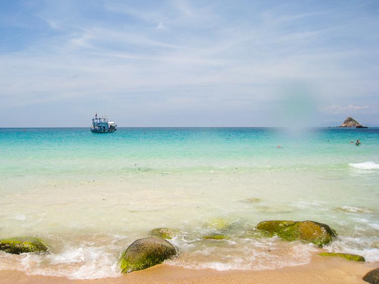 Пляж Аулеук на Ко Тао